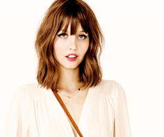 Alissa Geraghty...love her hair!