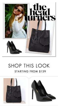 """kulikstyle 8"" by umay-cdxc ❤ liked on Polyvore featuring Yves Saint Laurent"