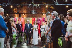 Brooklyn Wedding Mira Zwillinger Neva dress