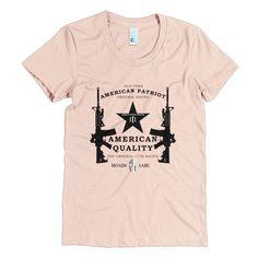 American Threeper Star Women's