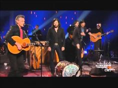 CMT Crossroads Randy Travis & The Avett Brothers, Forever & Ever Amen