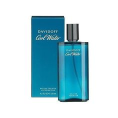 Cool Water by Davidoff 4.2 oz EDT Cologne for Men New In Box (Only Ship to United States)