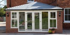 View Tiled Roof Orangeries from Pennine and see why homeowners in the North East including Newcastle, Sunderland, Middlesbrough and beyond choose a Tiled Roof Orangery. Orangery Extension, Roof Extension, Extension Ideas, Tiled Conservatory Roof, Warm Roof, Rooftop Patio, Terrace, Timber Roof, Butt Hinges