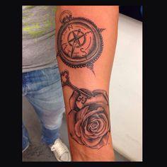 Sleeve in Progress! #nofilter #realistic #blackandgrey #tattoo #ink #tattoostudio #blaowww #budijoseph #laarstraat9 #zutphen #holland #www.blaowww.com/tattoo