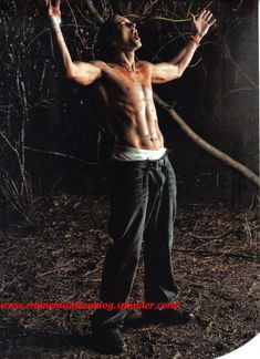 Shirtless Eminem =) its 3 a.
