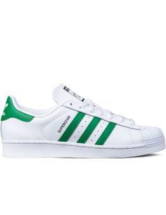 best website e34de ae3ee adidas Originals adidas Originals x NIGO Whitegreen Superstar Nigo  Bearfoot Picture Adidas Originals,