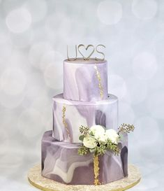 Wedding cakes - Exquisite wedding cake pointers and ideas. Require for more whip-smart information, pop to the pin image now. Summer Wedding Cakes, Purple Wedding Cakes, Wedding Cakes With Cupcakes, Wedding Desserts, Cake Wedding, Wedding Pics, Dream Wedding, Wedding Ideas, Fun Wedding Cake Toppers