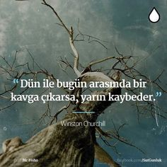 ~ Winston Churchill