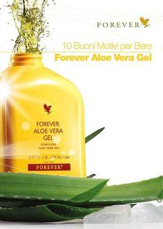 Aloe Vera Gel Forever, Forever Aloe, Shampoo