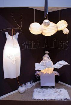 Sophie Mouton-Perrat & Frédéric Guibrunet - paper sculptors