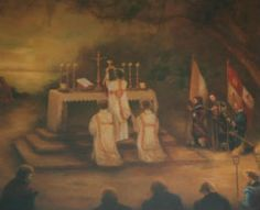 The first Christmas celebrated on land that is now part of the United States took place near Tallahassee, Fla., in 1539, according to historians there. Image: Visit Tallahassee
