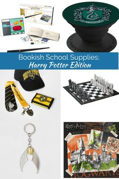 Back to school with Harry Potter school supplies  #harry #potter #school #supplies Harry Potter School, Harry Potter Books, School Supplies Organization, Diy School Supplies, Graffiti, School Supplies Highschool, Cool Gifts, Book Worms, Childrens Books