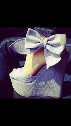 Crazy shoes I heart
