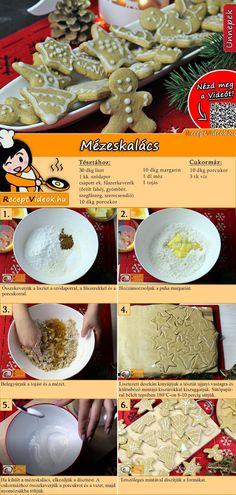 Easy Gingerbread Recipe, Christmas Gingerbread, Cookie Recipes, Dessert Recipes, Jaffa Cake, Sports Food, Dessert Drinks, Dessert Food, Hungarian Recipes
