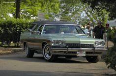 73 Buick Estate Wagon
