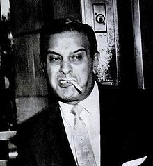 Brutal mobster Johnny Dio was notorious for his control of the Meat Packing and Garment Center unions. Dio ordered the blinding (lye in the face) of news reporter Victor Reisel, because Reisel was exposing Dio's criminal activities. Totally blind, Reisel continued his pressure on Dio. Dio was eventually convicted of labor racketeering, and he died in prison. Reisel died in his own bed.