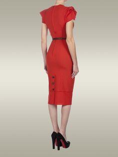 Women - Dresses - Roland Mouret Galaxy Dress - Roland Mouret