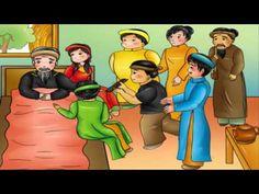 Chuyện cho Bé câu chuyện về Bó Đũa