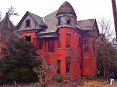 """Discovering Historic Pittsburgh: McKeesport: """"Long-Abandoned Ruins of ..."""