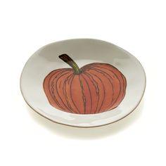 Marin Pumpkin Salad Plate Crate and Barrel Thanksgiving Shopping List, Thanksgiving Feast, Pumpkin Salad, Dining Etiquette, Fall Dinner, Salad Plates, Ceramic Plates, Crate And Barrel, Dinner Plates