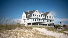 Elizabeth Point Lodge   Treat yourself. Looking for a weekend trip with friends or a romantic getaway with someone special? These Southern inns offer the best experiences. If you're looking for a little adventure, head to Wildcatter Ranch in Graham, Texas. Want something with the sound of waves crashing? Elizabeth Point Lodge on Amelia Island, Florida is the perfect getaway. Have dog, must travel? The folks at Foley House Inn in Savannah, Georgia will make sure Fido gets all the attention he