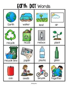 Earth Day Vocabulary Words Pictures Printable - Discussion, Writing Center FREE - Earth Day Vocabulary Words and Pictures Printable Preschool Kindergarten FREE Earth Day Vocabulary - Planets Preschool, Planets Activities, Earth Day Activities, Pre K Activities, Preschool Kindergarten, Free Preschool, Kindergarten Vocabulary, Montessori Activities, Earth Day Pictures