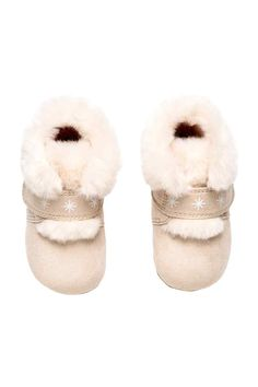 Pile-lined slippers | H&M