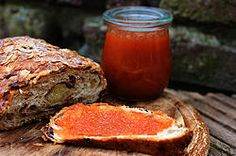 Carrot &nd Cherry jam