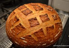 Cum se face maia naturală pentru pâine fără drojdie - rețeta de drojdie sălbatică | Savori Urbane Breakfast Recipes, Bread, Cookies, Desserts, Food, Healthy Food, Crack Crackers, Tailgate Desserts, Deserts