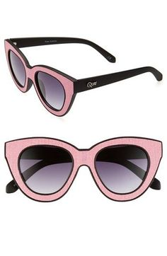 Quay Retro Sunglasses available at #Nordstrom