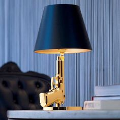 Flos, Table Lamp FU295300    Designer: Philippe Starck 2005