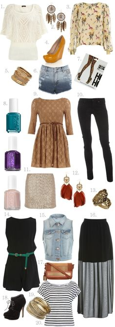 How to dress like Aria Montgomery