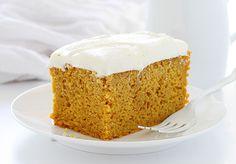Slow-Cooker Pumpkin Cake ~ http://iambaker.net