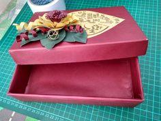 Detail, diy boxes