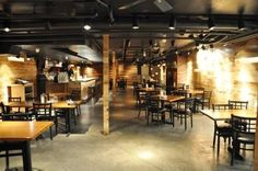 The Ohio City Room at Market Garden Brewery