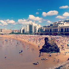 #InstaBiarritz : TOP 20 des meilleurs Instagram de Biarritz au mois d'Août   Laboratoires de Biarritz