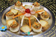Paté de marisco Ana Sevilla cocina tradicional.