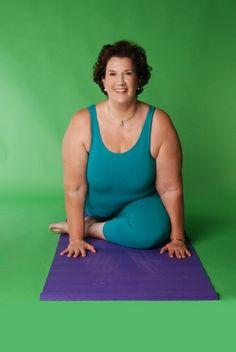 yoga body | Review: Abby Lentz's Heavyweight Yoga — Body Love Wellness