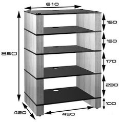 akai nábytkový rack pro hifi sestavy - Google Search