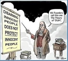 Even our founding fathers knew there were stupid people in the America.