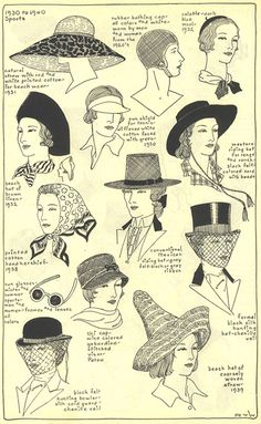 History of Hats   Gallery - Chapter 22 - Village Hat Shop