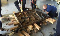 Lifting Maze – DIY Rescue Drill Prop