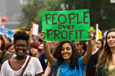 people's climate march NY