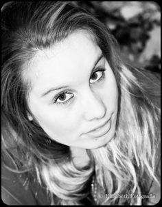 Ciska  #zwart/wit #portret
