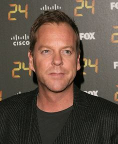 """Kiefer Sutherland Photos Photos - Actor Kiefer Sutherland arrives at the """"24"""" 150th Episode and Season 7 Premiere Party held at XIV on January 19, 2009 in Los Angeles, California.  (Photo by Jesse Grant/Getty Images) * Local Caption * Kiefer Sutherland - """"24"""" 150th Episode And Season 7 Premiere Party"""