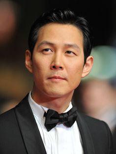 Lee Jung Jae - Housemaid Premiere