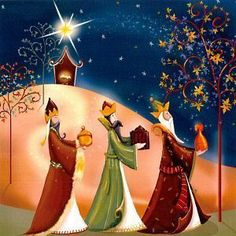 Three Wise Men | Wise Men Still Seek HIM