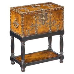 Louis XIV Chest Table from Sarreid (on Joss and Main)