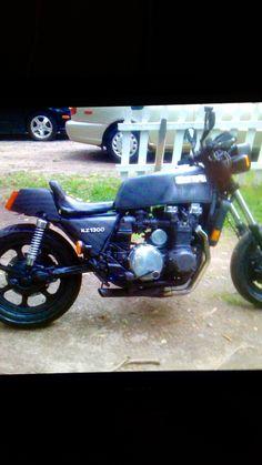My 1979 KZ 1300 Fat Bitch ! Sounds awesome !!?