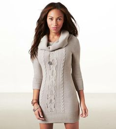 sweater dresses - Google Search